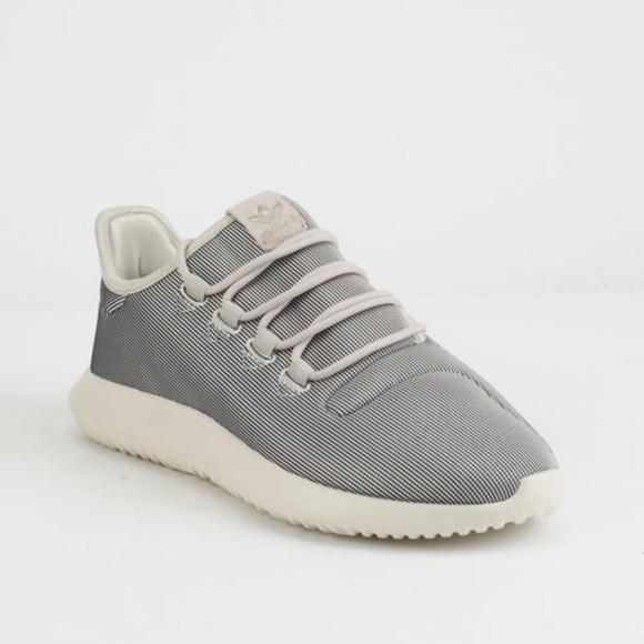 New W Box! Adidas Tubular Shadow Black Camo Accent Shoes